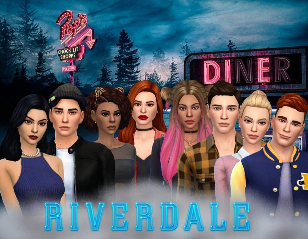 Riverdale | Sims Amino