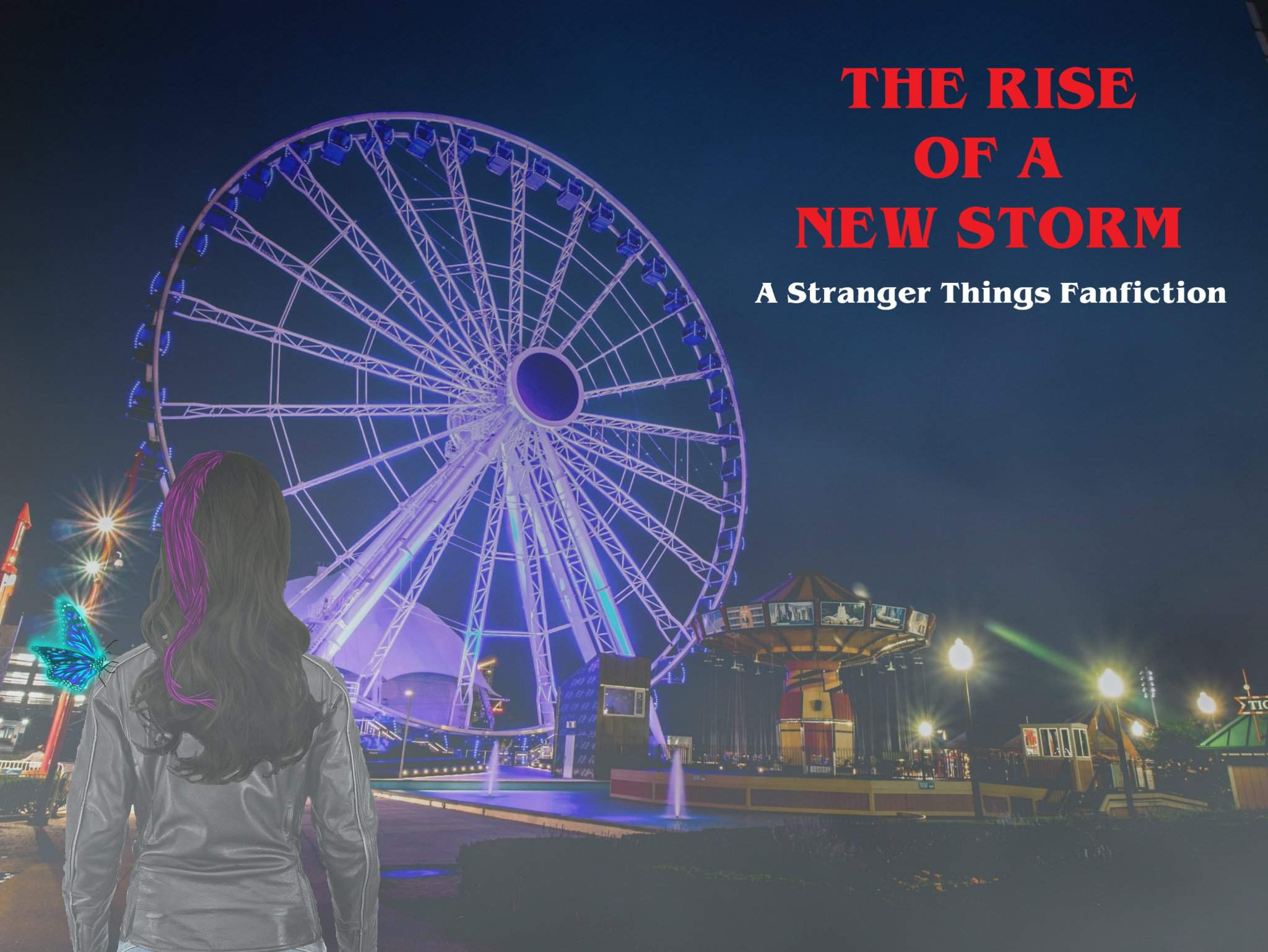 Fanfiction – The Rise of a New Storm - Chapter One -