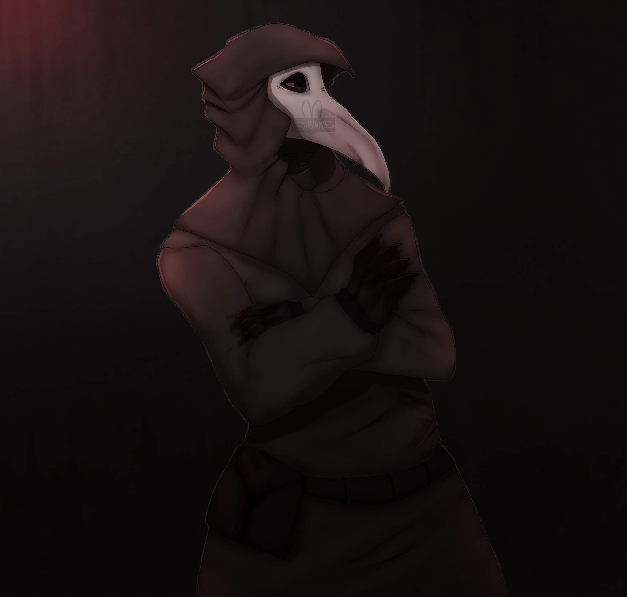 {SCP-049} Plague Doctor | SCP Foundation Amino