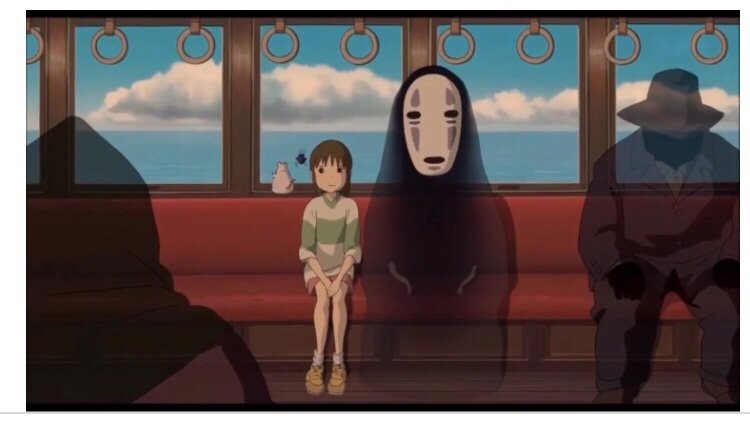 Spirited Away Scene To Drawing Not As Good As The Last One But Oh Well Studio Ghibli Amino