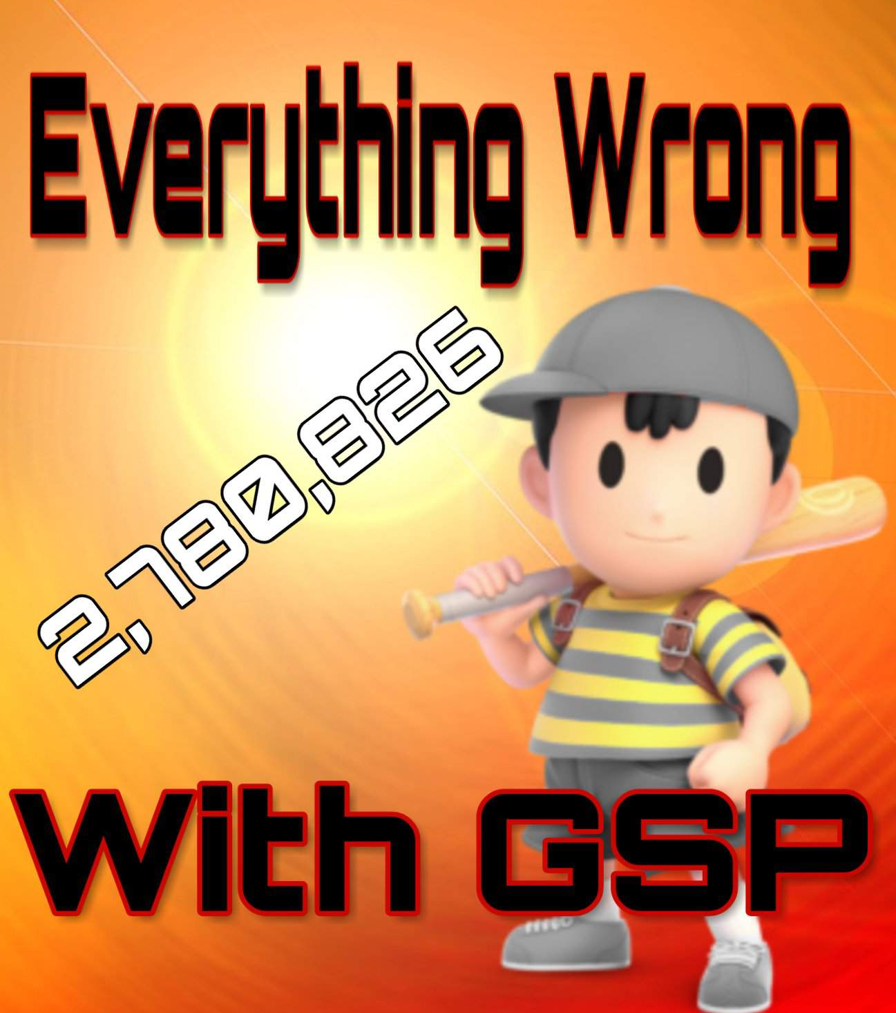 Everything Wrong With GSP | Smash Amino