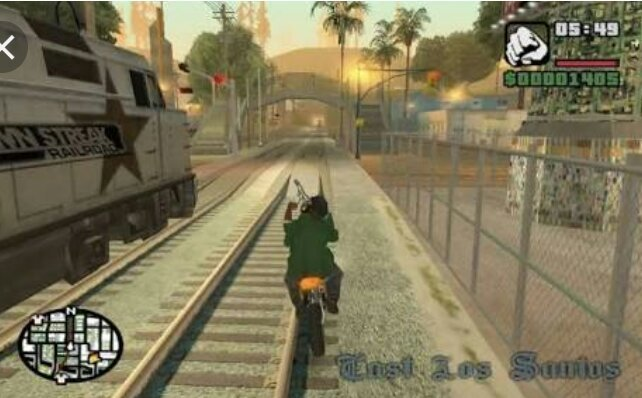 Como Pasar La Mision Wrong Side Of The Tracks De Big Smoke Gta San Andreas Amino Amino