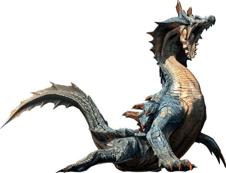Crossover Creature Idea: Lagiacrus | Ark Survival Evolved Amino