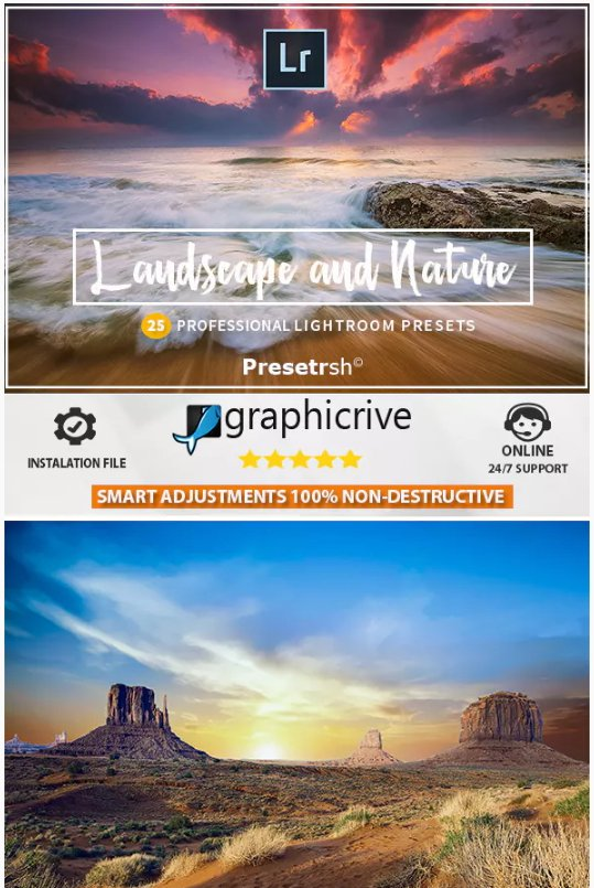 25 Pro Landscape And Nature Lightroom Presets Download Free Zip For Lightroom And Photoshop Photography Edition Amino