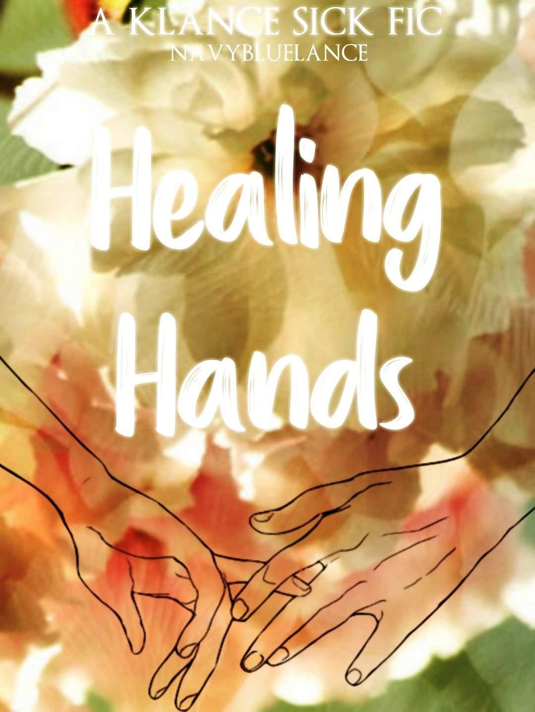 Healing Hands // klance sick fic | Voltron Amino