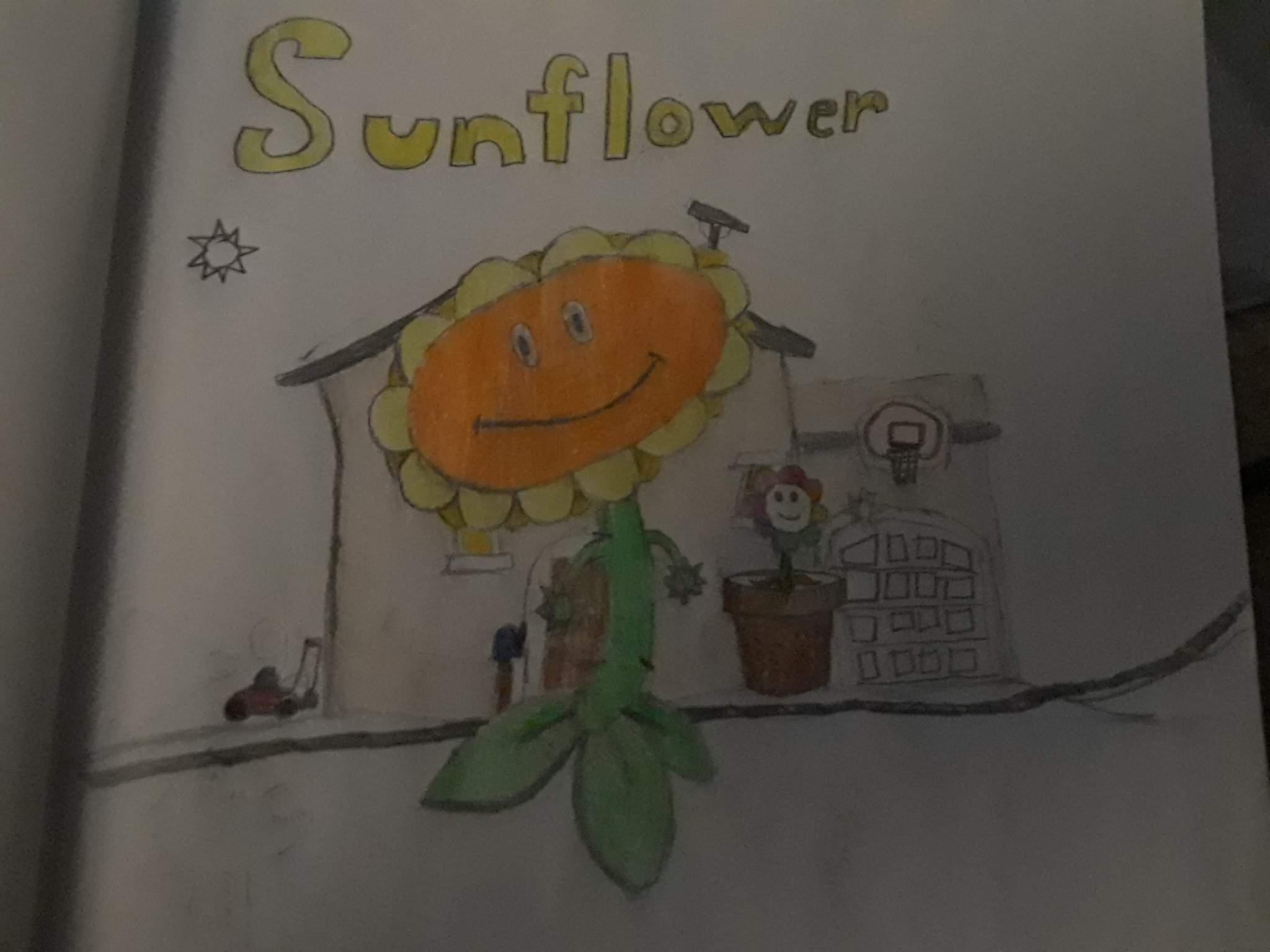 Sunflower   PvZ: Garden Warfare 2 Amino