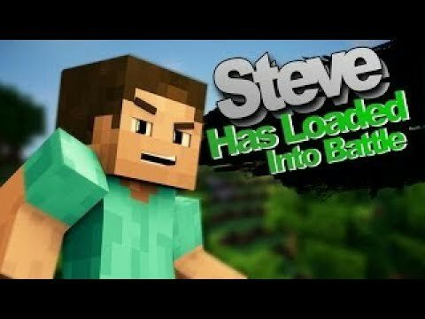 Minecraft Steve's Smash Bros Moveset | Smash Amino