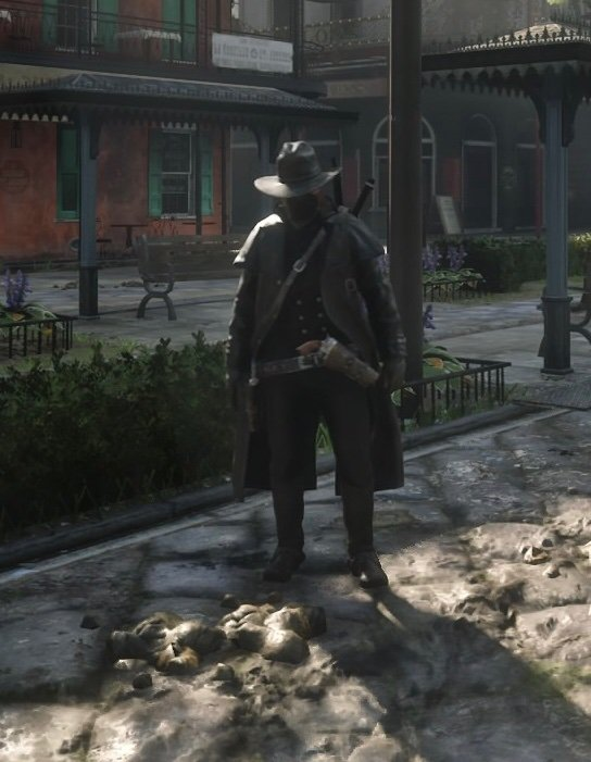 Witch Hunter/Gunslinger outfit I made   The Red Dead Redemption Amino