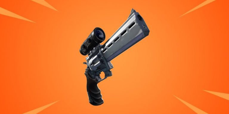 New Waffe Scoped Revolver Fortnite Ger Amino