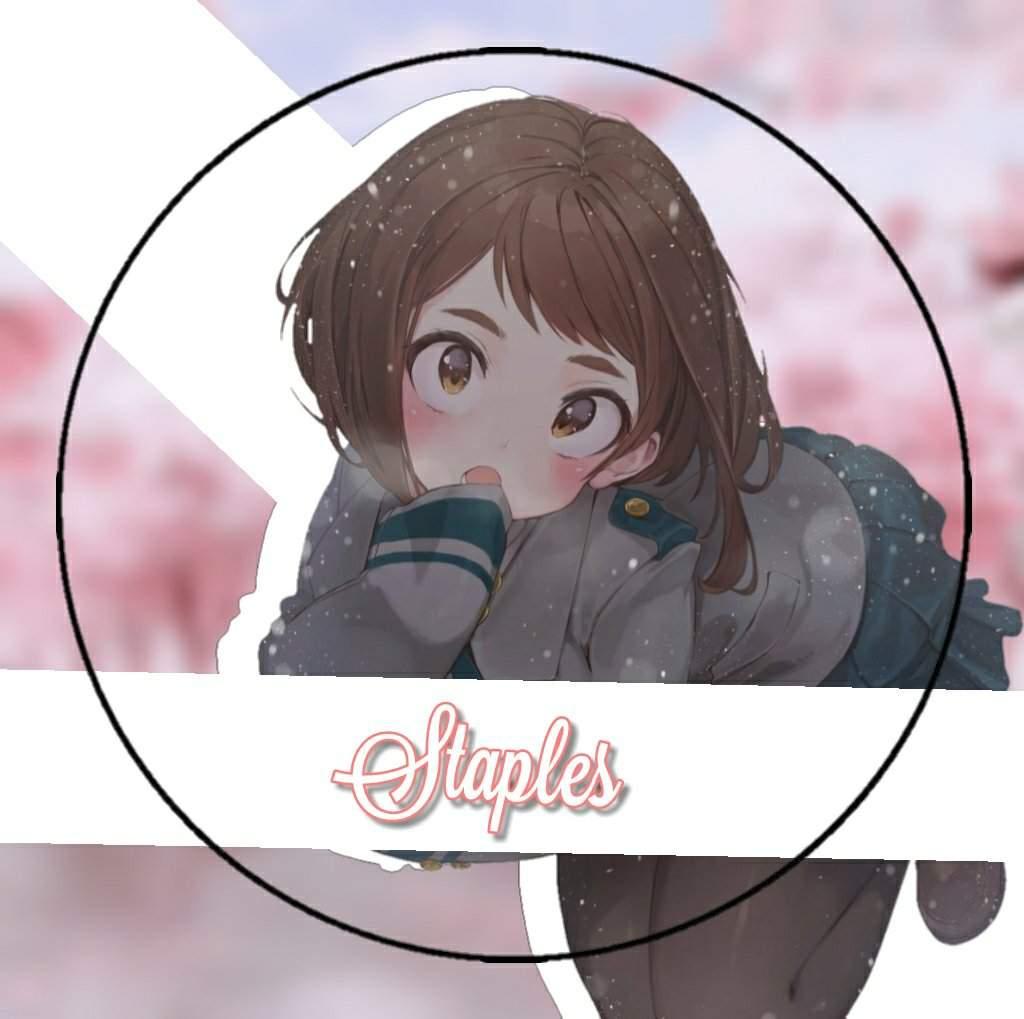 Ochako Uraraka Aesthetic Profile Edit Set My Hero Academia Amino
