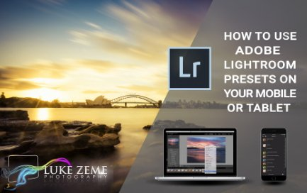 How you can download create on mobile lightroom cc preset free  zip