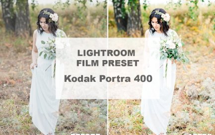 Where can i download portra 400 lightroom cc preset free  zip