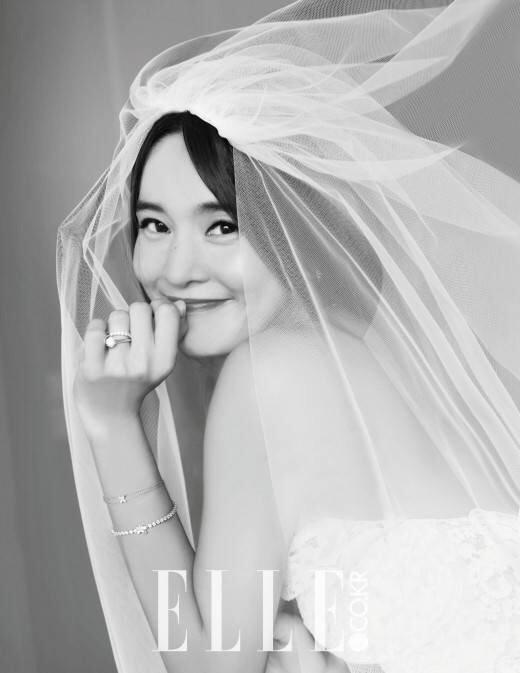 Jung Hye Young || ELLE | Wiki | الدراما الكورية 🇰🇷 Amino