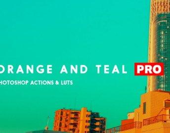 Best way to download orange and teal photoshop action free  zip  rar