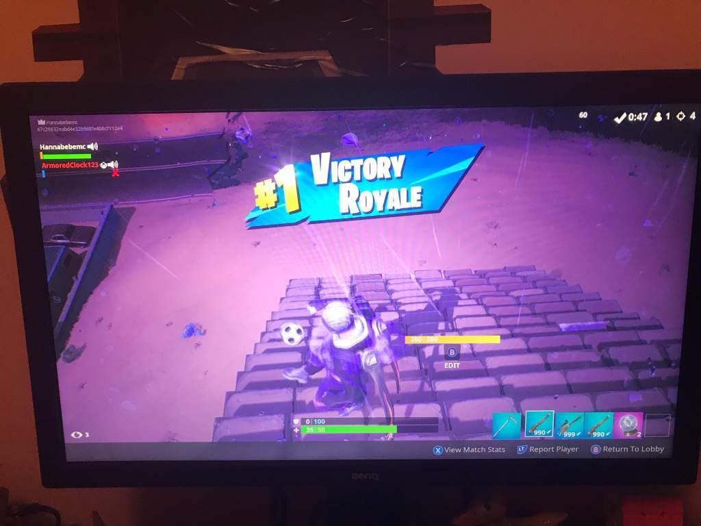 I Got The Golden Ice King Fortnite Battle Royale