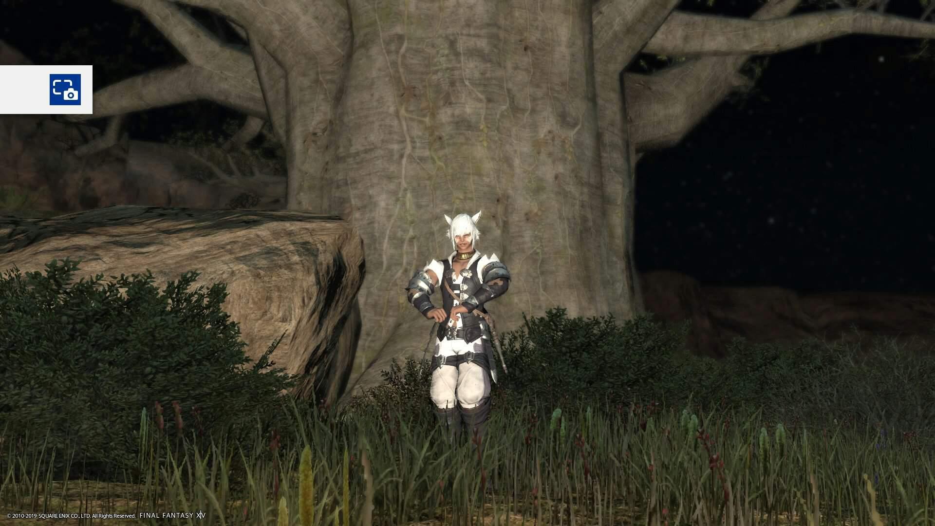 My new character his name is Jay Rena | Final Fantasy XIV