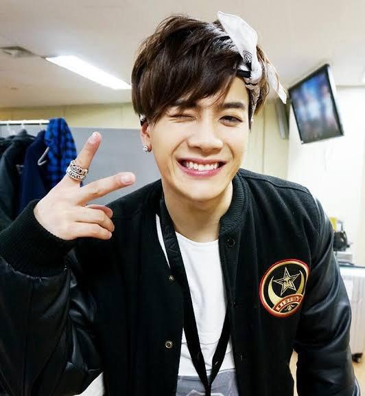 Dear Jackson Wang Those Smiles Say It All Got7 Amino