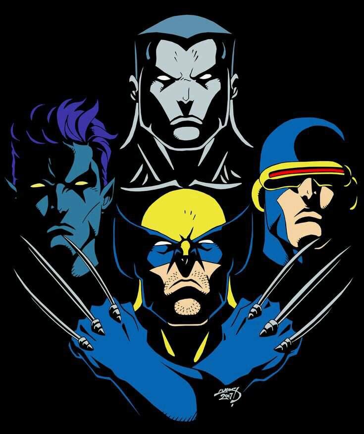 افلام X Men بالترتيب Youtube