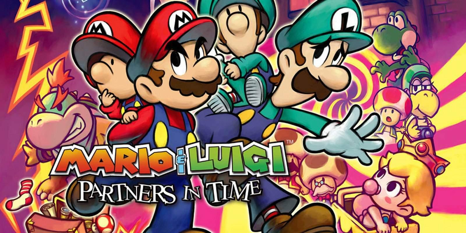 Mario Luigi Partners In Time Remake Sidestory Idea Part 1
