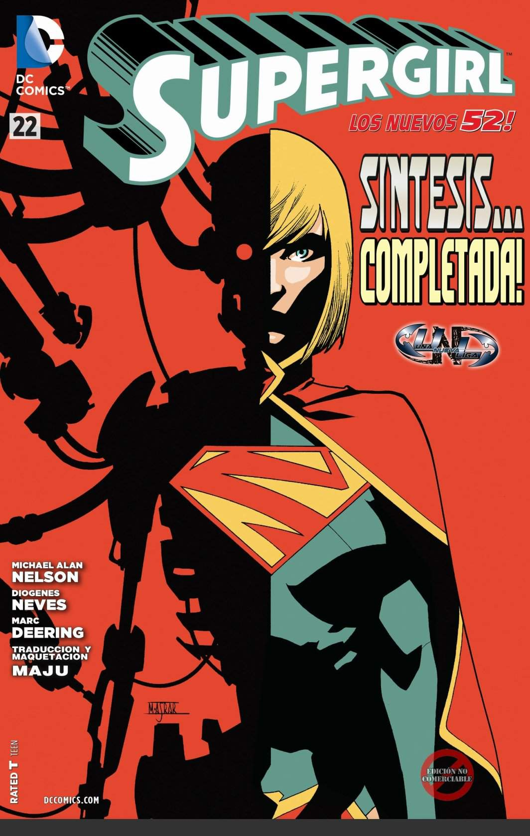 Supergirl #22 The New 52 | Wiki | Supergirl en Español Amino