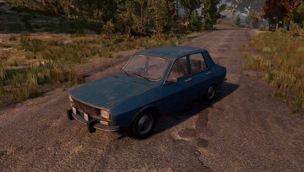 Новая Dacia
