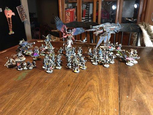 Update numero uno! | Warhammer 40K Amino