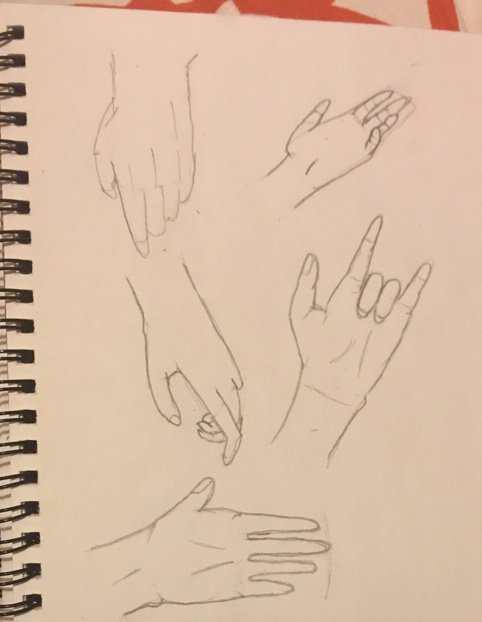 Can Someone Plz Give Me Advice On How To Draw Hands Properly