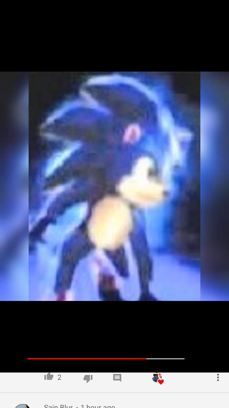 Sonic S Movie Design Revealed Sonic The Hedgehog Amino
