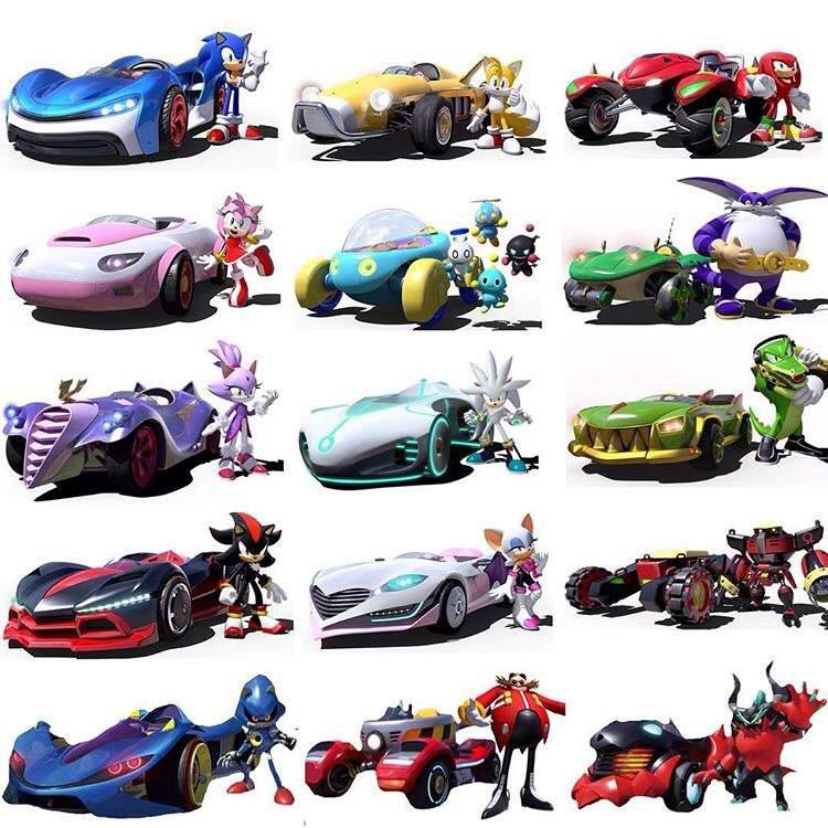 team sonic racing dlc sonic the hedgehog amino