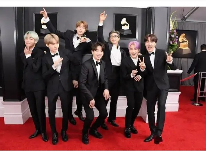 BTS made a history as the first kpop REPRESENTER AT GRAMMY | ARMY