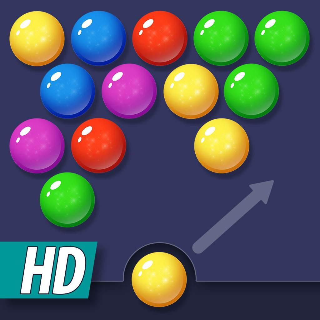 HD Bubble Shooter