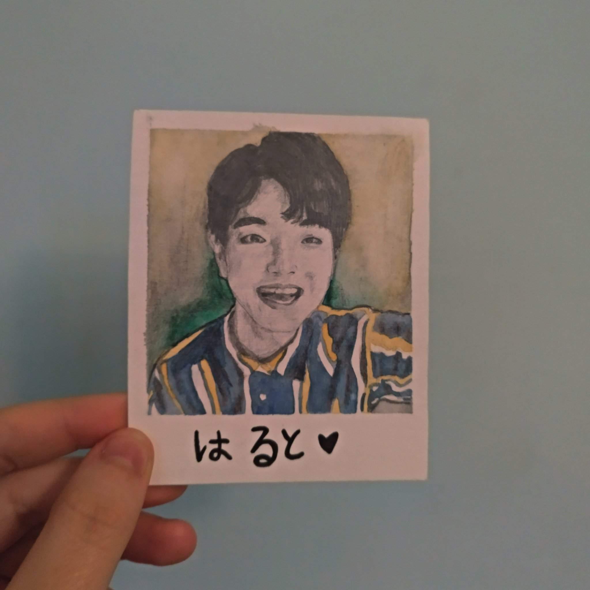 Treasure 13 Haruto Kpop Fanart Amino