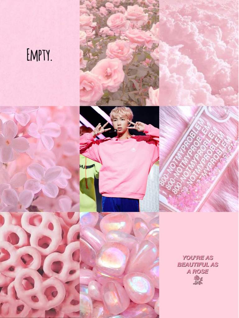Flower Joon Hobi Wallpaper Coming Soon Army Aesthetics Amino
