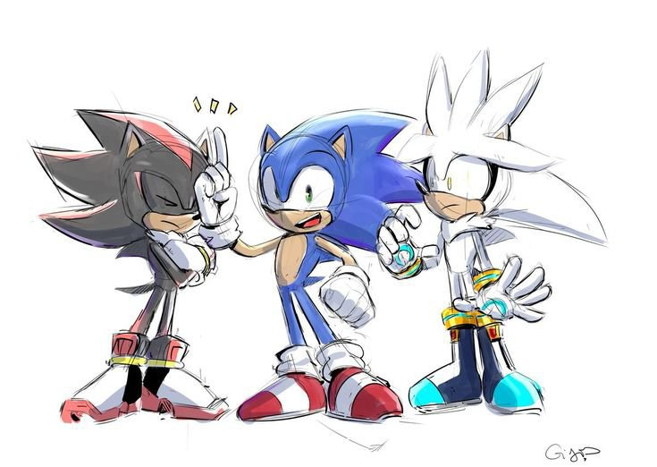 Who Do You Like Best Sonic Shadow Or Silver Sonic The Hedgehog Amino