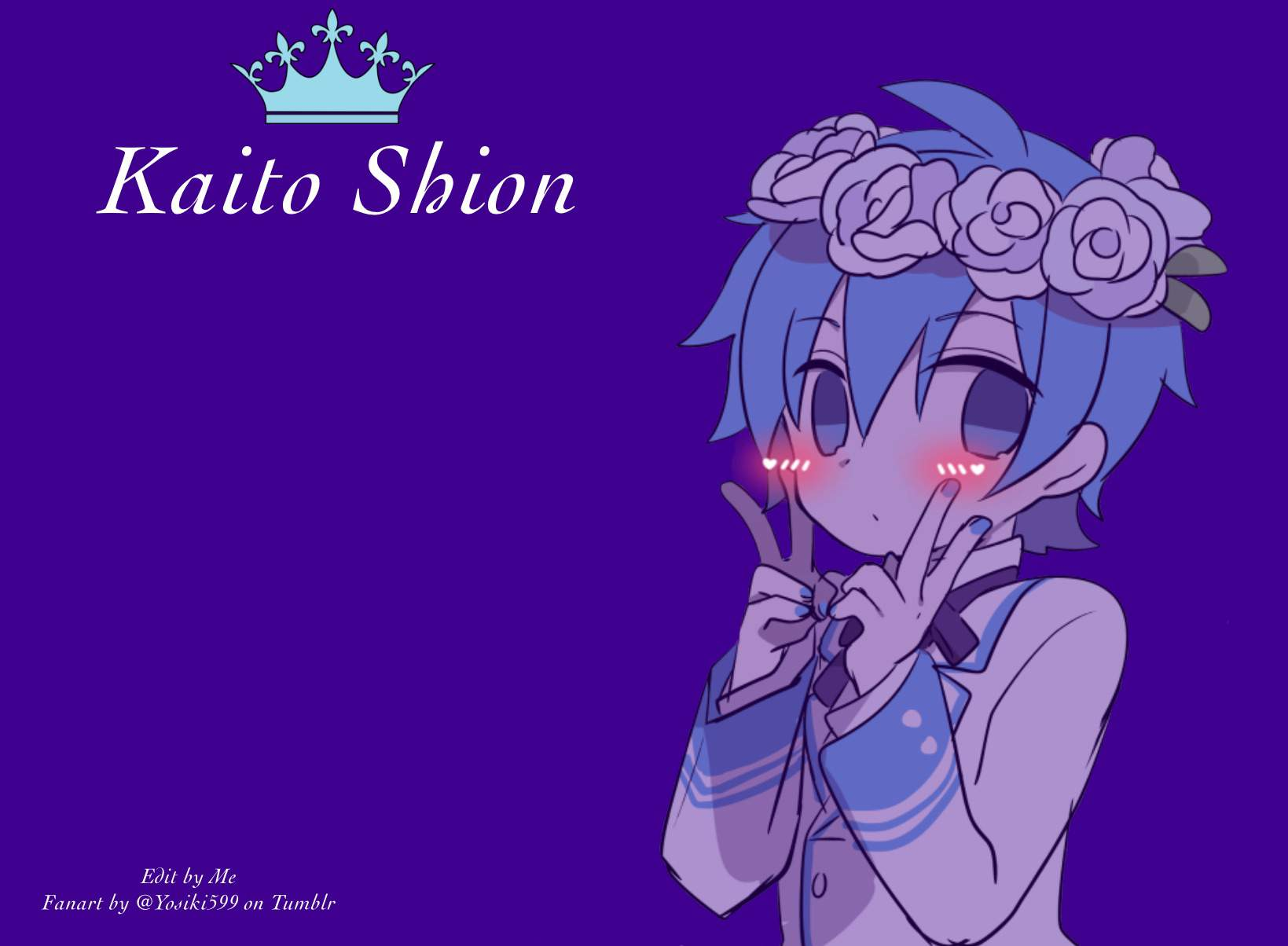 Kaito As An Ice Cream Flavor Vocaloid Amino