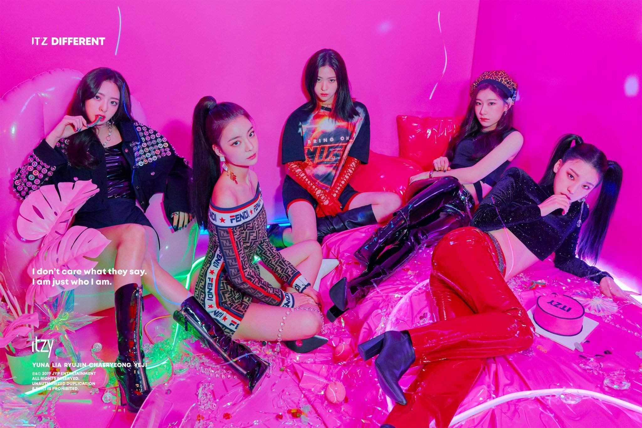 who is the leader of itzy