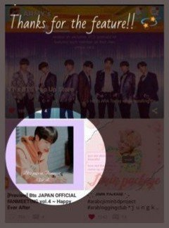 Preview] Bts JAPAN OFFICIAL FANMEETING vol 4 ~ Happy Ever