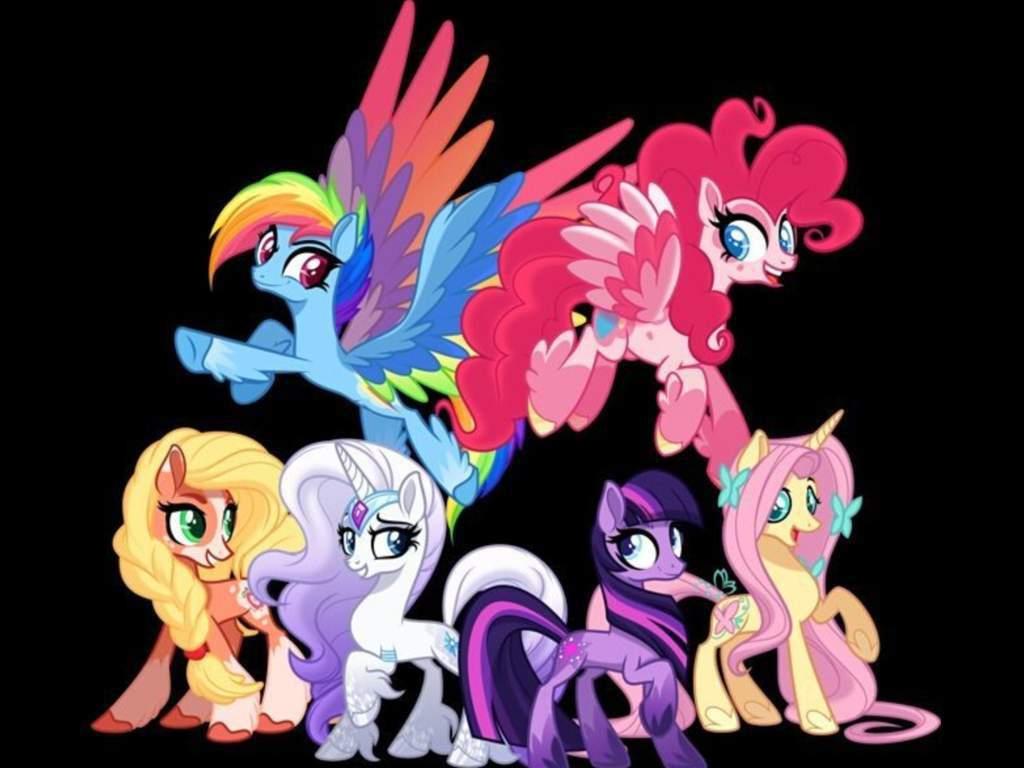 MLP Season 9 is the last Season of Friendship is Magic  G4 is ending