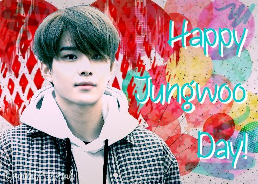 Happy Jungwoo Day!!! 🥳💚🌱 | NCT (엔시티) Amino