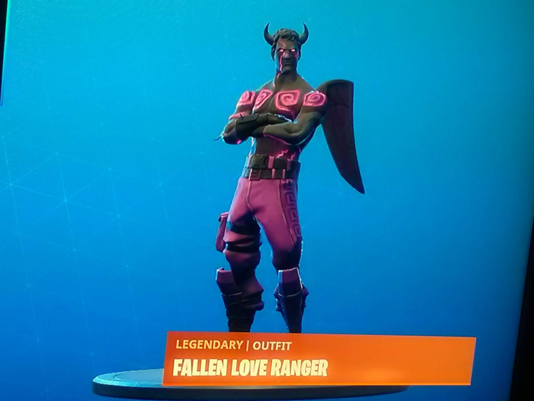 Review Fallen Love Ranger Wiki Fortnite Battle Royale Armory Amino