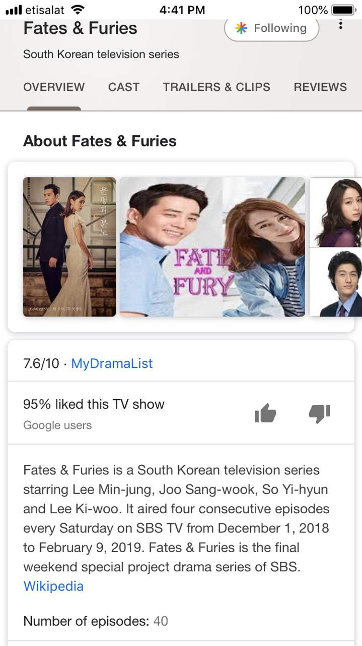 Fate And Fury Wiki K Drama Amino