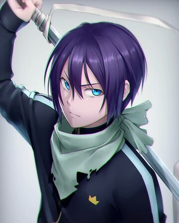 Schwertkämpfer Anime
