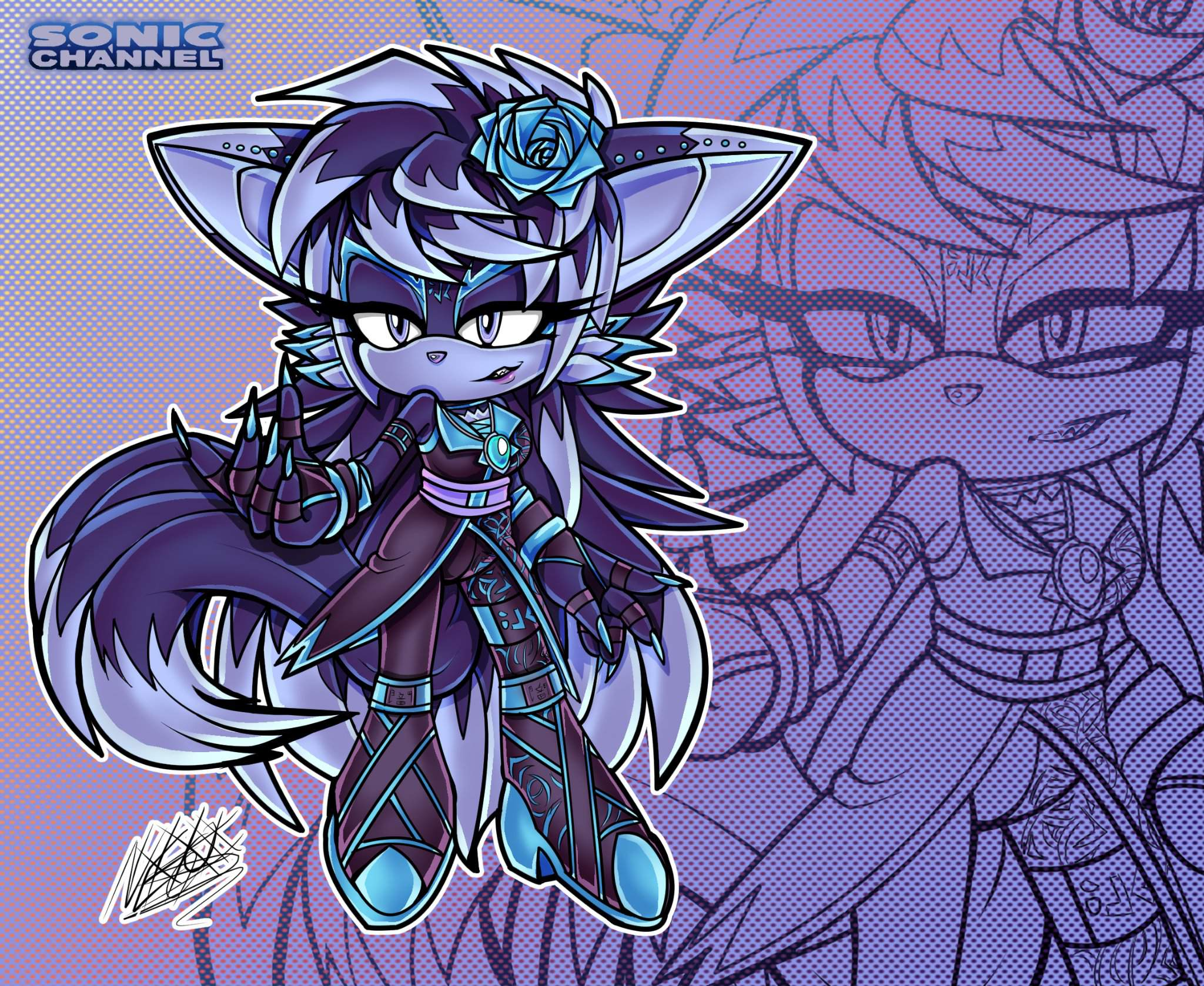 Sonic Adventure Style Chibi Commissions Wiki Sonic The Hedgehog Amino