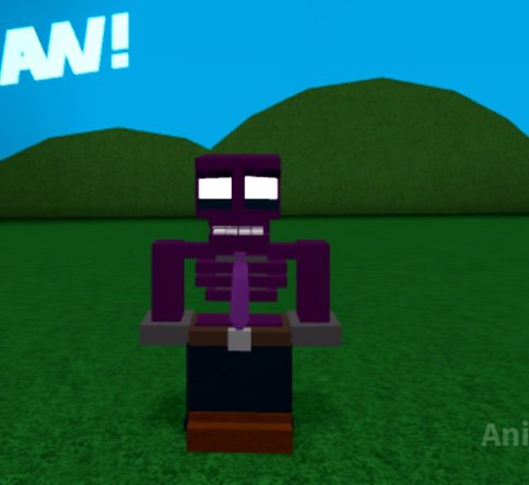 Made Something In Roblox Animatronic World Five Nights At