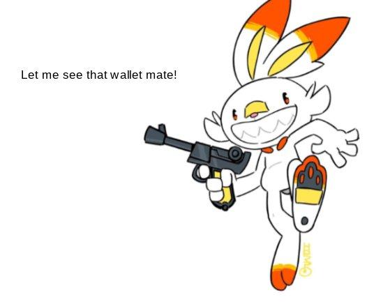 The New Pokemon Sword And Shield Starter Dank Memes Amino