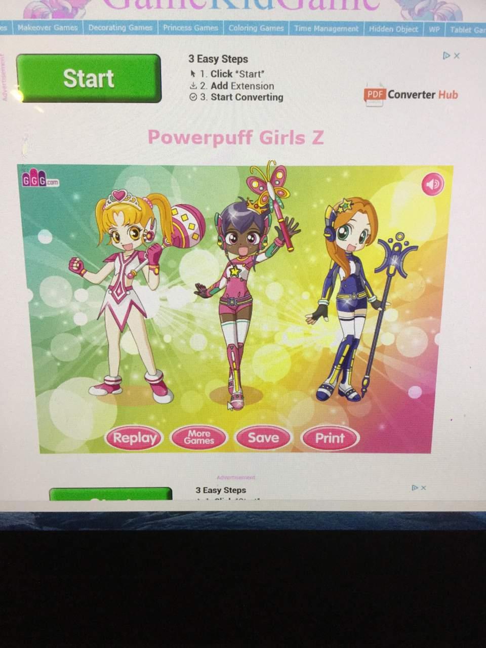 Lincy the Line Girl! | The Powerpuff Girls Amino