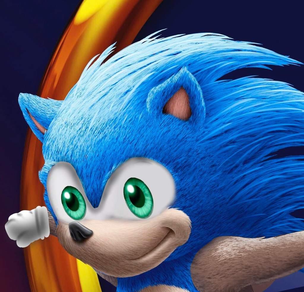 Tried to fix Movie Sonic on my phone | Dank Memes Amino