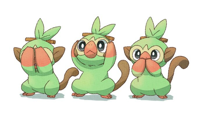 Grookey Gang Grookey Gang Pokemon Amino Enjoy our songs with different grooves. amino apps