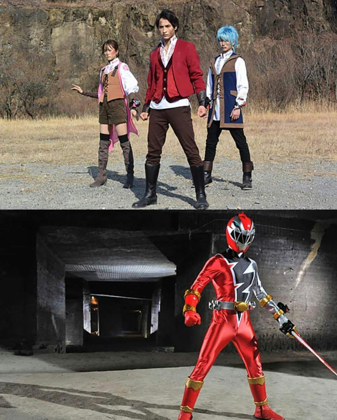 Kishiryu Sentai Ryusoulger- Episode 1 PREVIEW (English