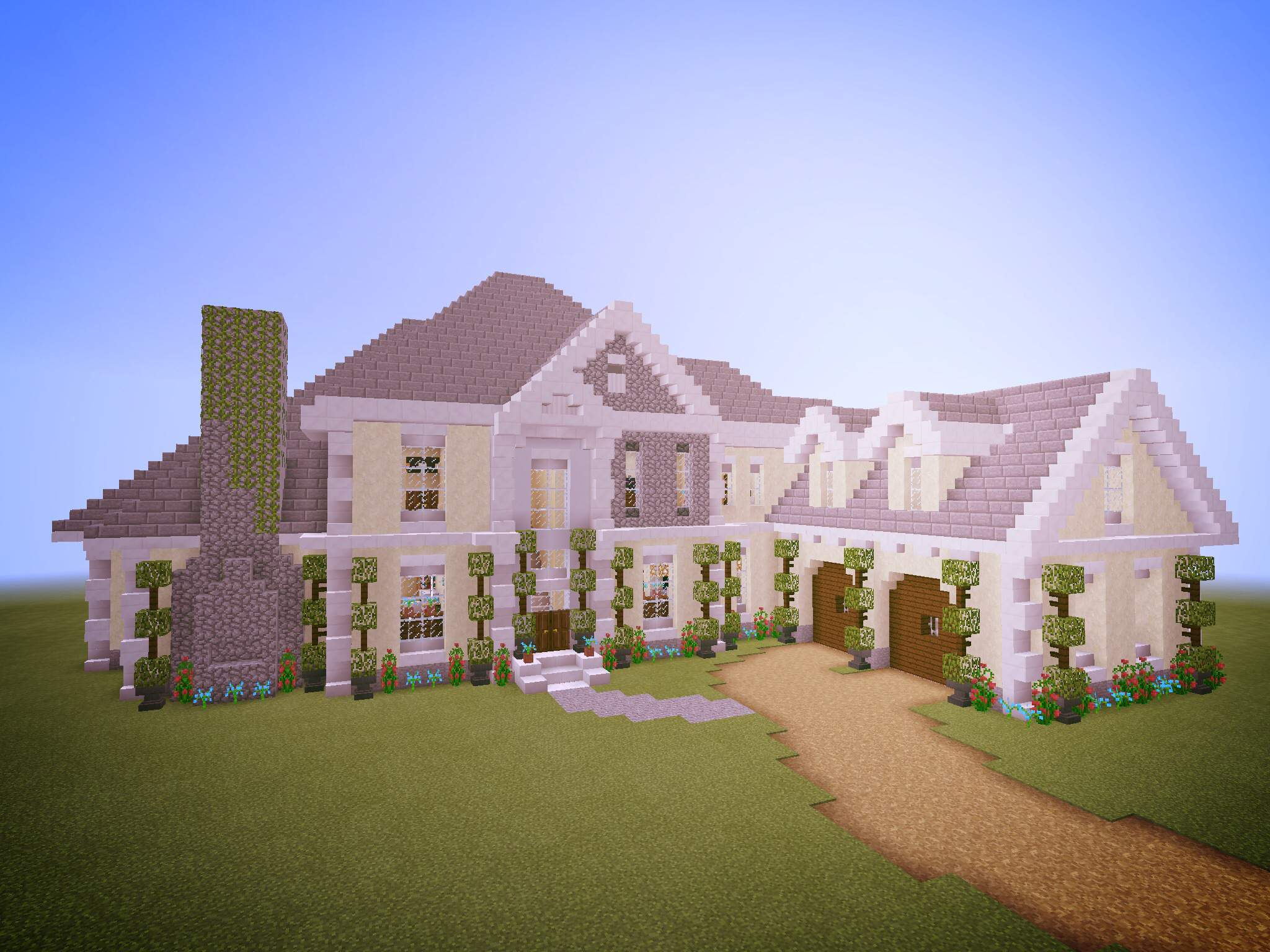Classic Traditional Mansion Minecraft Amino